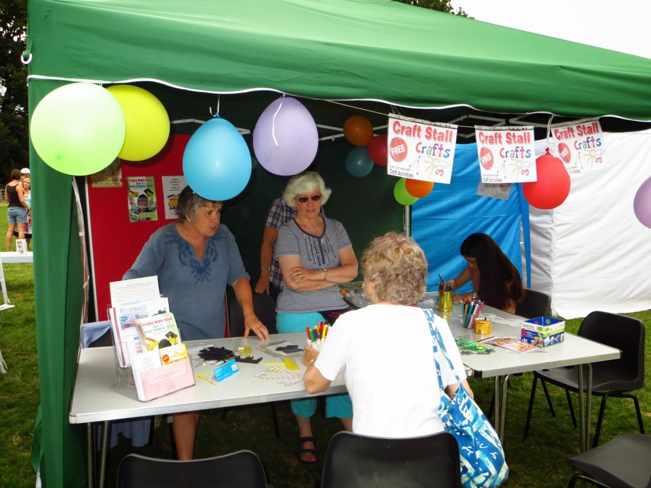 Horsell Fete 2013