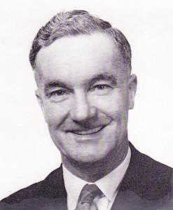 Mr W. Ball (1957-1965)
