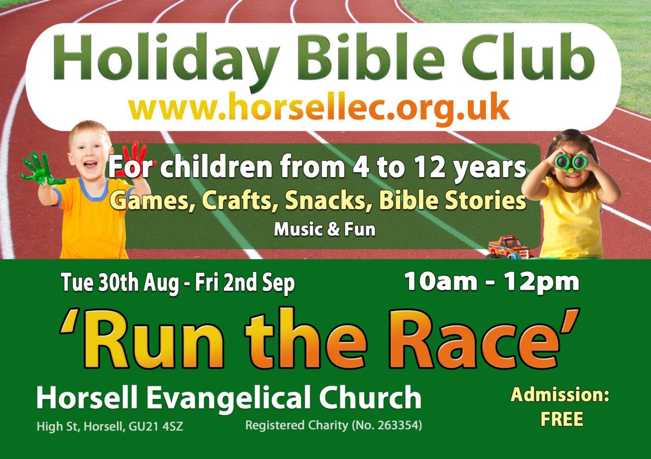 Holiday Bible Club 2016