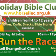 Holiday Bible Club 2016